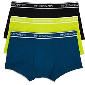 Giorgio Armani Trunk Underwear Set - Pack of 3