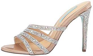 Betsey Johnson Blue Women's SB-RiRi Heeled Sandal