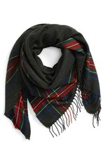 BP Women's Heritage Plaid Square Scarf