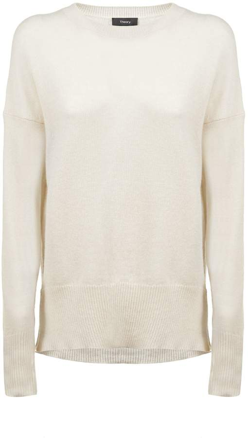 3771a7dfbc5 Theory Karenia Sweater - ShopStyle
