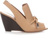 Sportmax Bronte wedge sandals