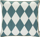 ferm LIVING Large Geometry Cushion