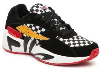 Fila Mindblower Check Sneaker - Women's