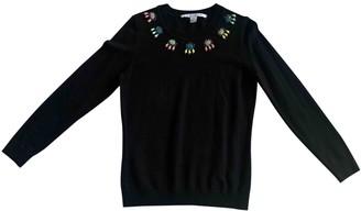 Diane von Furstenberg Black Wool Knitwear for Women