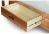 Berkeley Storage Platform Bed Copeland Furniture Color: Natural Cherry, Size: King