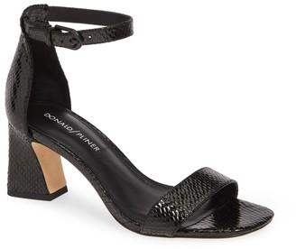 Donald J Pliner Vanesa Ankle Strap Sandal