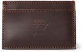 Edwin Dark Brown Leather Card Holder
