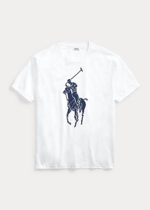 Ralph Lauren Custom Slim Big Pony T-Shirt