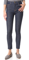 Current/Elliott Super High Waist Stiletto Jeans