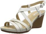 Geox Women's New Rorie Wedge Sandal