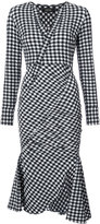 Rachel Comey checked dress