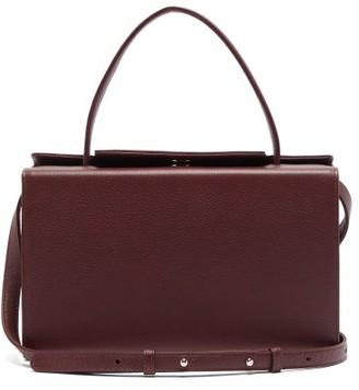 Tsatsas 931 Grained-leather Bag - Womens - Burgundy
