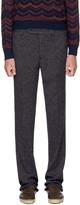 Missoni Navy Lume Trousers