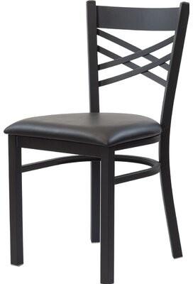MKLD Furniture Side Upholstered Dining Chair (Set of 2
