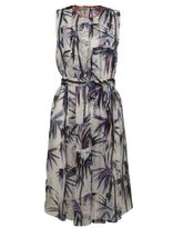 Emilio Pucci Bamboo Print Dress