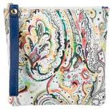 Etro Printed Coated Canvas Zip Pouch