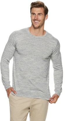 Sonoma Goods For Life Big & Tall Supersoft Modern-Fit Crewneck Sweater