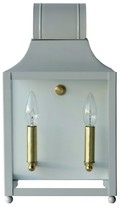 The Well Appointed House The Maribel Lantern Sconce-Available in Six Different Colors