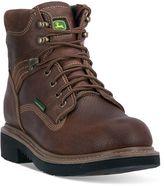 John Deere Men's Low Waterproof Work Boots