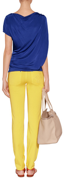 Roberto Cavalli Sunshine Slim Jeans