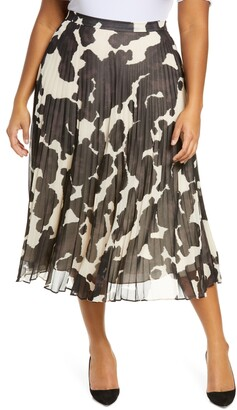 Sanctuary Pleat It Skirt