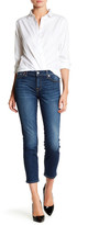 7 For All Mankind Roxanne Squiggle Crop Jean