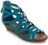 Minnetonka Merida II Gladiator Sandal with Printed Back