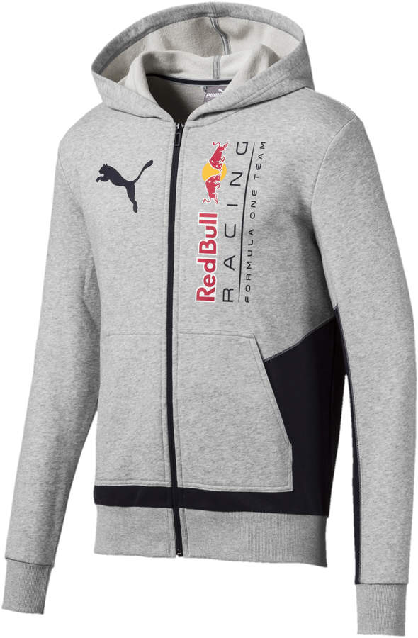 92ab8417c06b3 Red Bull Racing Men's Hooded Sweat Jacket