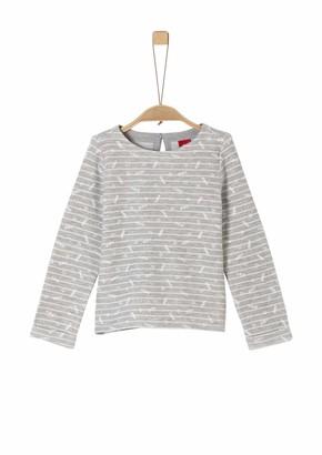 S'Oliver Girl's 58.911.41.2255 Sweatshirt