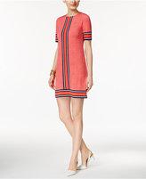 MICHAEL Michael Kors Stringray-Print Shift Dress