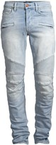 Hudson Jeans The Blinder Biker Uncle Skinny Jeans