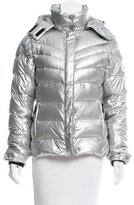 Bogner Hooded Down Jacket
