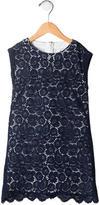 Milly Minis Girls' Sleeveless Lace Dress