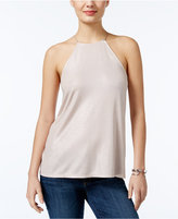GUESS Metallic Jersey Top