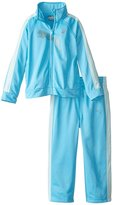 Puma Collegiate Set (Toddler/Kid) - Fresh Turquoise-6X