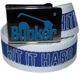 Bunker Mentality Hit It Hard Webbing Belt