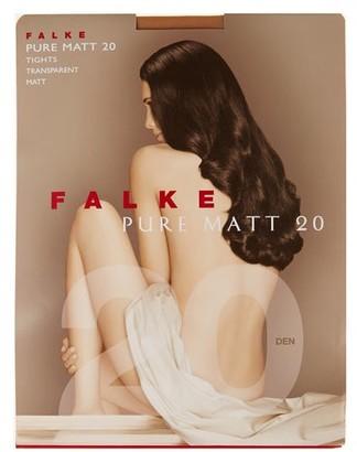 Falke Pure Matte 20 Denier Tights - Nude
