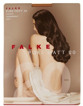 Falke Pure Matte 20 Denier Tights - Womens - Nude