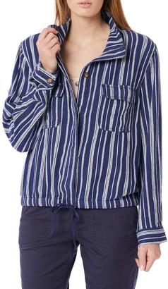 SUPPLIES BY UNION BAY Lenny Stripe Print Jacket