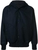 Marni hooded bomber jacket