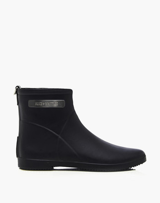 Madewell Alice + Whittles Classic Ankle Rain Boots