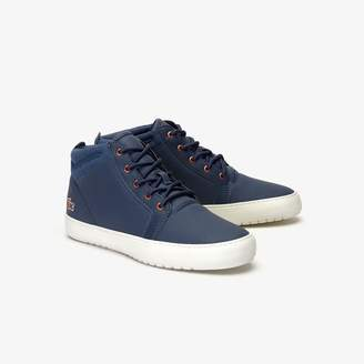 Lacoste Women's Ampthill Leather Sneakers