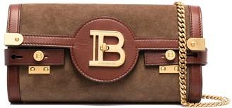 Balmain B-Buzz 23 clutch