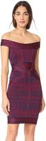 Herve Leger Christy Dress
