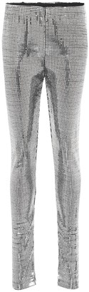 MM6 MAISON MARGIELA Sequined leggings