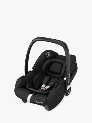 Maxi-Cosi Tinca i-Size Group 0+ Baby Car Seat, Essential Black