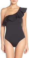 Ted Baker Women's Ruffle One-Piece Swimsuit