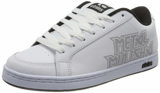 Etnies mens Metal Mulisha Fader 2 Skate Shoe