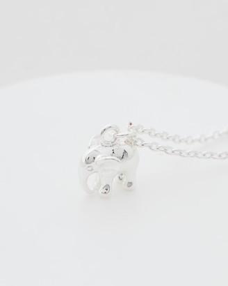 Estella Bartlett Elephant Necklace