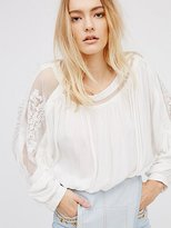 Free People Light Up The Sky Dolman Top
